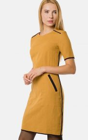 Платье MR520 MR 229 2431 0817 Mustard