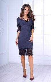 Платье Poliit 8425