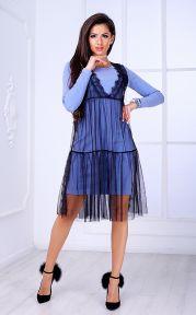 Платье Poliit 8429