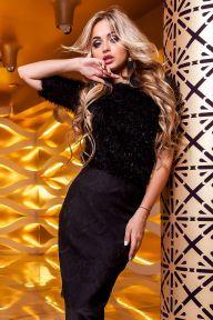 Блуза Jadone Fashion Сакси