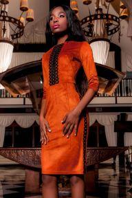 Платье Jadone Fashion Эрни