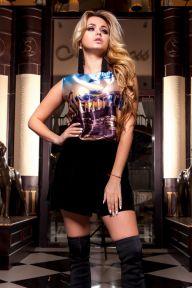 Блуза Jadone Fashion Ролини