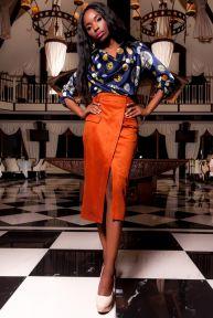 Юбка Jadone Fashion Дарси