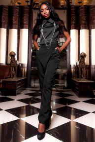 Брюки Jadone Fashion Пармил