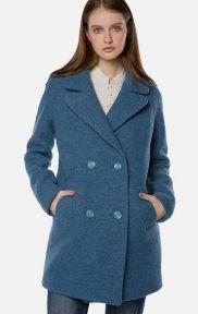 Пальто MR520 MR 220 2537 0218 Blue