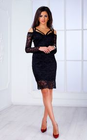 Платье Poliit 8434