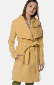 Пальто MR520 MR 220 2539 0218 Yellow