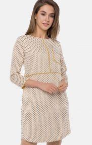 Платье MR520 MR 229 2552 0218 Milk