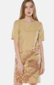 Платье MR520 MR 229 2633 0218 Yellow