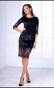Платье Poliit 8422