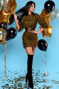 Платье Jadone Fashion Марго