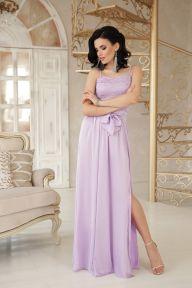 Платье Эшли б/р лавандовый Glem p48210