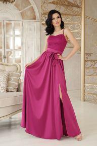 Платье Эшли б/р фуксия Glem p48208