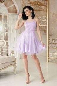 Платье Эмма б/р лавандовый Glem p48226