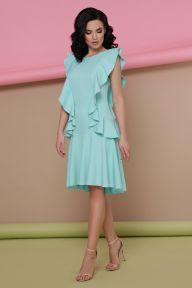 Платье Шейла б/р мята Glem p48530