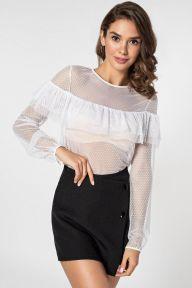 Блуза-сетка It Elle 21167