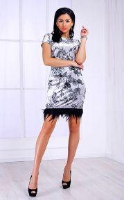 Платье Poliit 8455