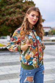 Бомбер Jadone Fashion Рада