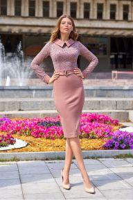 Платье Jadone Fashion Аврора