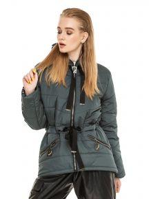 Женская демисезонная куртка Изумруд KARIANT Залина