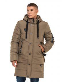Мужская зимняя куртка Хаки KARIANT Игнат