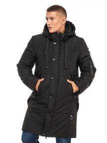 Мужская зимняя куртка Черный KARIANT Игнат
