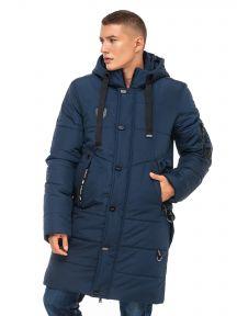 Мужская зимняя куртка Синий KARIANT Игнат