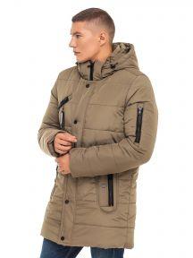 Мужская зимняя куртка Хаки KARIANT Герман