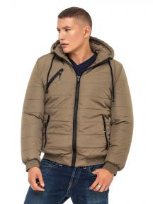 Мужская зимняя куртка Хаки KARIANT Лев