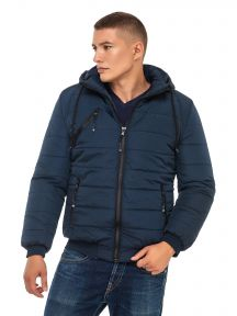 Мужская зимняя куртка Синий KARIANT Лев