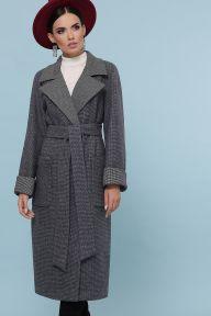 Пальто П-347-110 12-т.серый Glem p51417