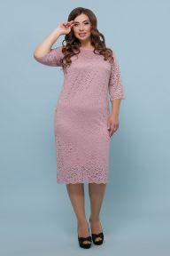 Платье Сания-Б 3/4 лиловый Glem p52023