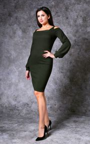 Платье Poliit 8663