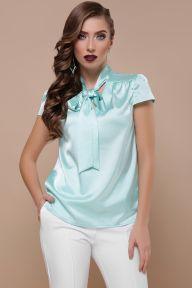 Блуза Филипа к/р мята Glem p46968