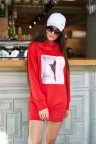 Худи Jadone Fashion Мальро