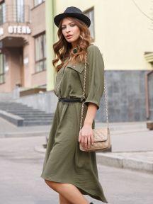 Платье-рубашка CASUAL InRed 7650