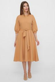 Платье Рабия 3/4 песочный Glem p61972