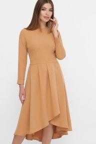 Платье Лика д/р песочный Glem p62205