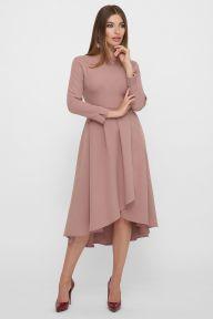 Платье Лика д/р капучино Glem p62206