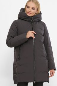 Куртка 2163 29-т.серый Glem p62888