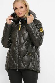 Куртка 2120 13-т.хаки-желтый Glem p62892
