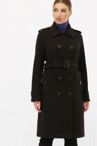 Пальто П-412-100 161-черный Glem p63438