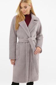 Пальто MS-263 Z 244-серый Glem p63015