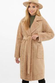 Пальто MS-263 Z 243-песок Glem p63021