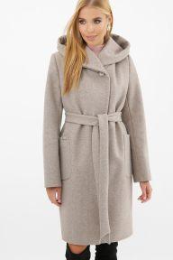 Пальто MS-259 Z 216-серый Glem p63024