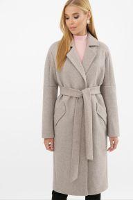 Пальто MS-258 Z 216-серый Glem p63018