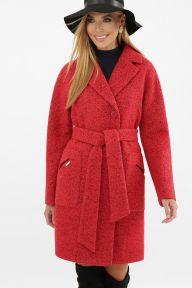 Пальто MS-191(б) 31-красный Glem p63115