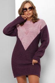 Платье 181 сирень-фиолетовый Glem p61822