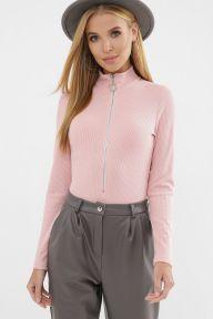 Боди Галия д/р розовый Glem p63095