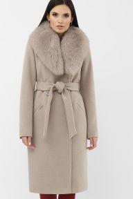 Пальто MS-255 Z 131-св.серый Glem p65131